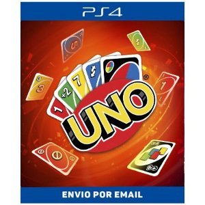 UNO - Ps4 Digital