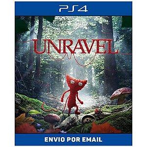 Unravel - Ps4 e Ps5 Digital