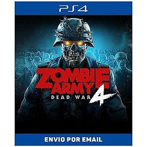 ZOMBIE ARMY 4: DEAD WAR - PS4 DIGITAL