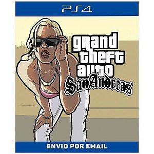 Grand Theft Auto: San Andreas - Ps4 Digital