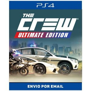 The Crew Ultimate Edition - Ps4 Digital
