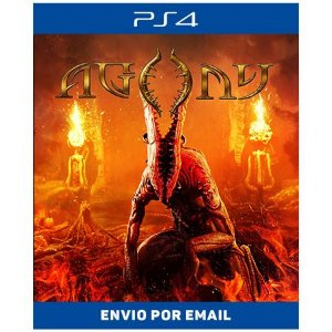 Agony - Ps4 digital