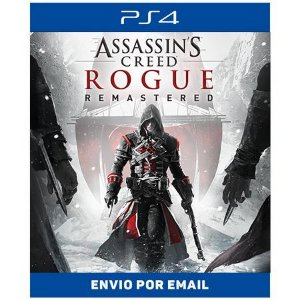 Assassin's Creed Rogue Remastered - Ps4 Digital