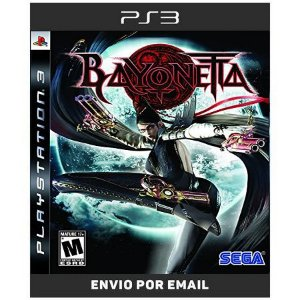 Bayonetta - Ps3 Digital