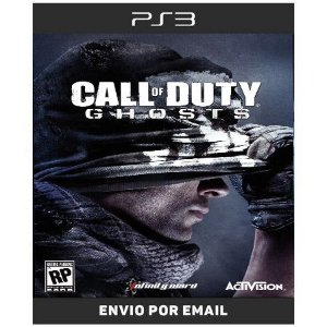 Call Of Duty Ghosts - Ps3 - Digital