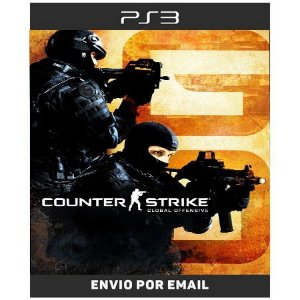 Counter Strike Global Offensive - Cs Go - Ps3 Digital