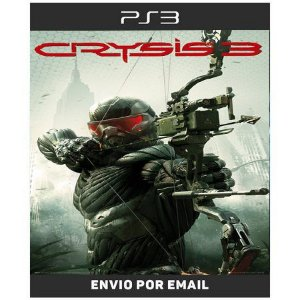 Crysis 3 - Ps3  Digital