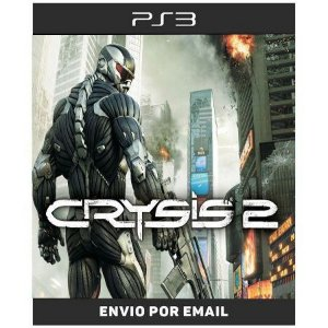 Crysis 2 - Ps3 Digital