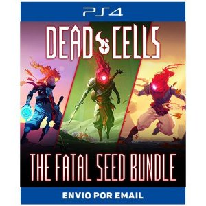 Dead Cells: The Fatal Seed Bundle - Ps4 Digital
