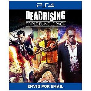 Dead Rising Triple Pack - Ps4 Digital