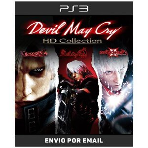 Devil May Cry Hd Collection - Ps3 Digital