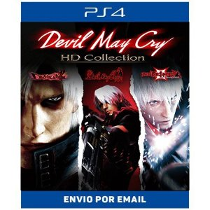 Devil May Cry HD Collection - Ps4 Digital