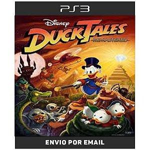 Ducktales Remastered - Ps3  Digital