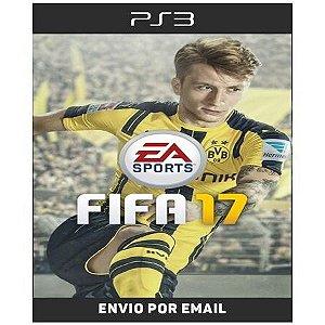 FIFA 17 - Ps3 Digital