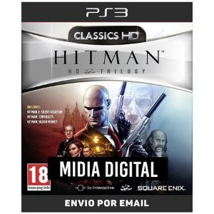 Hitman Trilogy Hd - Ps3 Digital