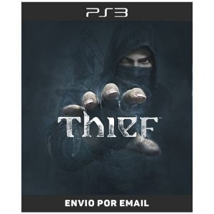 Thief + Dlc Roubo Ao Banco - Ps3 Digital