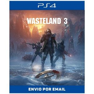 Wasteland 3 - Ps4 Digital
