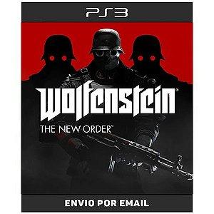 Wolfenstein The New Order  - Ps3 Digital