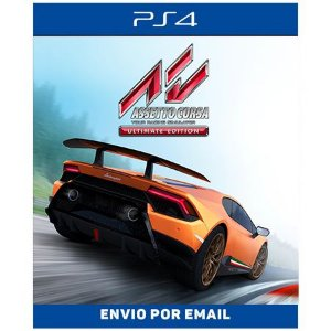 Assetto Corsa Ultimate Edition - Ps4 Digital