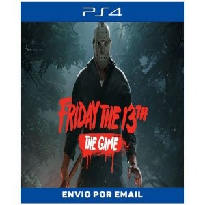 Friday the 13th: The Game - Ps4 Digital