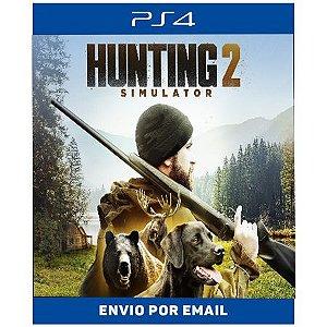 Hunting Simulator 2 - Ps4 Digital