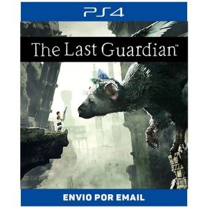 The Last Guardian - Ps4 Digital