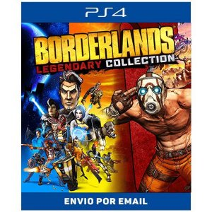 Borderlands Legendary Collection - Ps4 Digital