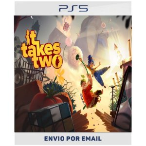 It Takes Two - PS4 e Ps5 Digital