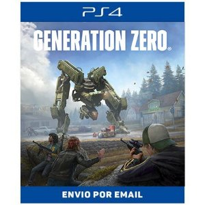 Generation Zero - Ps4 Digital