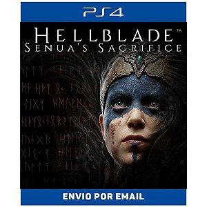 Hellblade Senua's Sacrifice - Ps4  Digital