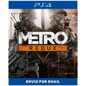 Metro Redux - Ps4 Digital