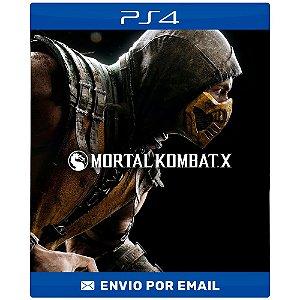 Mortal Kombat X - Ps4 Digital