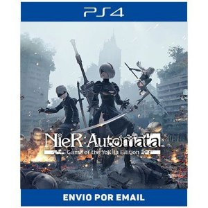 NieR: Automata Game of the YoRHa Edition - Ps4 Digital