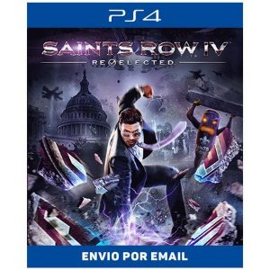 Saints Row IV Re-Elected - Ps4 Digital