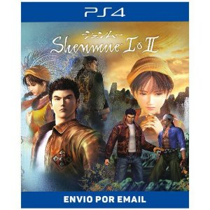 Shenmue I & II - Ps4 Digital
