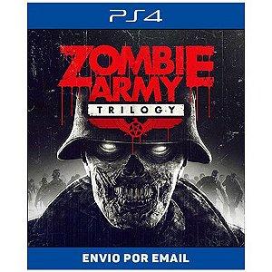 Zombie Army Trilogy - Ps4 Digital