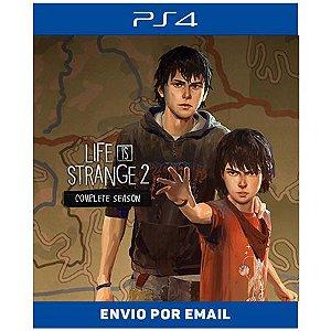 Life is Strange 2 - Temporada Completa - Ps4 Digital