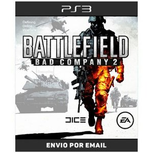 Battlefield Bad Company 2 - Ps3 Digital