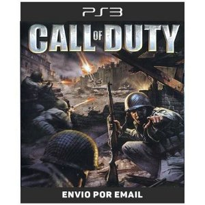Call of Duty Classic - Ps3 Digital