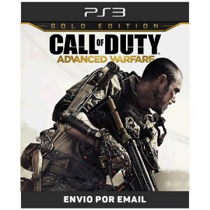 Call Of Duty Cod Advanced Warfare Gold Edition - Ps3 Digital