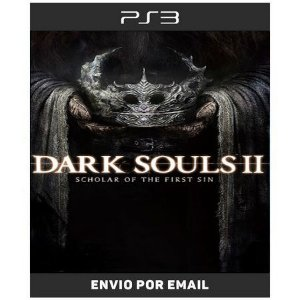 Dark Souls 2 Scholar of the First Sin - Ps3 Digital