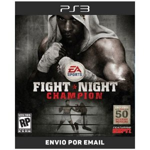 Fight Night Champion - Ps3 Digital