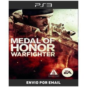 Medal Of Honor Warfighter - Ps3 Digital
