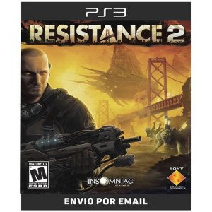 Resistance 2 - Ps3 Digital