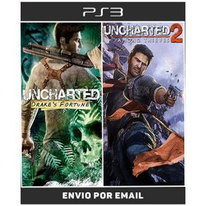 Uncharted Dual Pack - Ps3 Digital