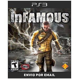 Infamous - Ps3 Digital