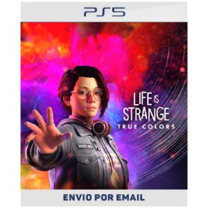 Life is Strange True Colors PS4 & PS5 Digital Pré-venda