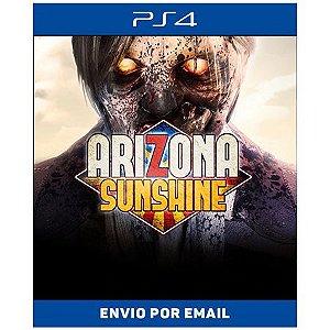 Arizona Sunshine - Ps4 Digital