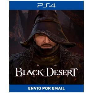 Black Desert - Ps4 Digital