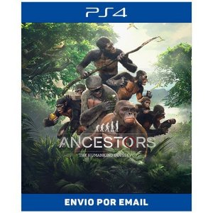 Ancestors The Humankind Odyssey - Ps4 Digital